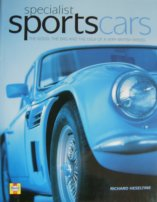 Specialist Sportscars cover